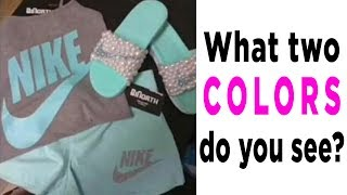 WHAT COLOR IS THIS ACTUALLY? (EVERYONE sees a different colour!)