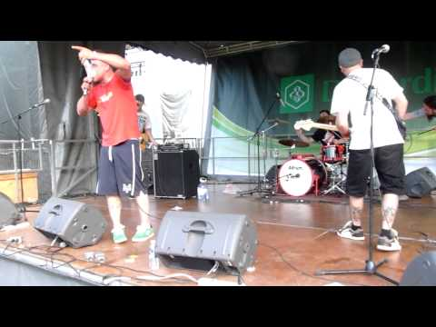 Shot by Jack - Map Check, Trendy Fever & Perfect Picture - June 17th, Montebello Rockfest 2011