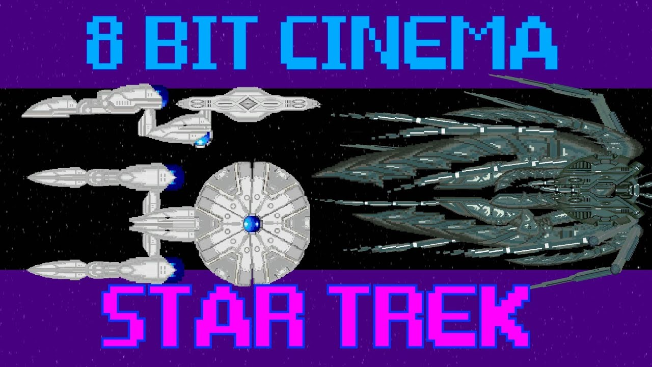 The Best Star Trek Game Ever Blends R-Type, Contra And Battletoads Into Retro Brilliance