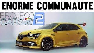 MA MEILLEURE COURSE sur Project Cars 2 Multi FR
