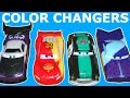 Download Video NEW 2015 CARS COLOR CHANGERS TOYS LIGHTNING MCQUEEN & BOOST JUMP OVER THE COZY CONE MOTEL