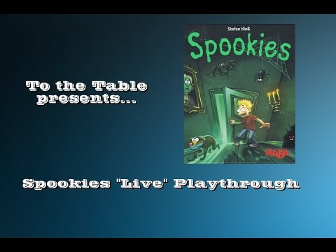 "To the Table - ""Live Play"" Spookies"