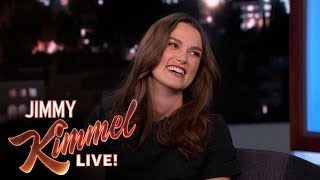 Keira Knightley On Her Name