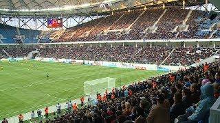 Больше, чем спорт: истории волгоградских футбольных болельщиков