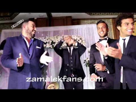 Download تنطيط    ورقص جنش اسلام جمال وشيكابالا مع بوسي في فرح باسم HD Mp4 3GP Video and MP3