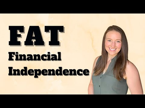 Fat FIRE 🔥 | Financial Independence Retire Early