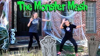 Monster Mash (Cover By Whitney And Blakely Bjerken)