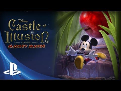 Druhý deníček z Castle of Illusion HD