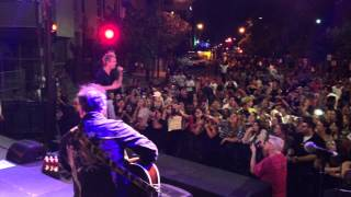 """""""Do You Remember"""" - Aaron Carter (live in Modesto, CA)"""