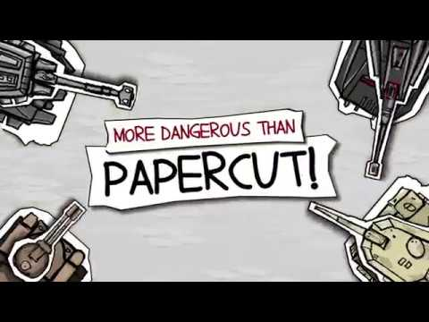 Paper Wars: Cannon Fodder Devastated - Nintendo Switch Announcement Trailer - North America thumbnail
