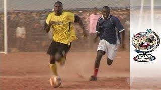 Burundi's 'Football President'