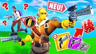 *NEU* REVOLVER ZUFALL Modus In FORTNITE!