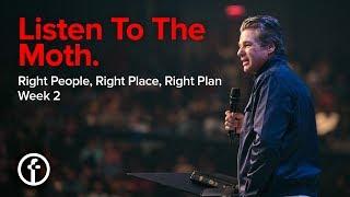 Right People, Right Place, Right Plan - Week 2 |  Pastor Jentezen Franklin