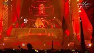 Dimitri Vegas & Like Mike Vs Brennan Heart Ft. Wiz Khalifa   When I Grow Up (EDC Las Vegas 2018)