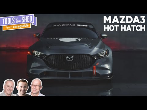 Podcast: Everything we know about the Mazda3 hot hatch - Tools in the Shed ep. 137