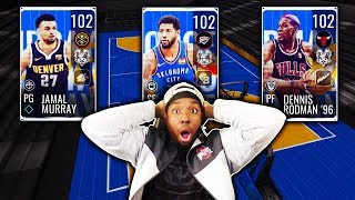 NBA LIVE MOBILE CHILL STREAM | MASSIVE SHOPPING SPREE + GRINDING OUT THE SPRING CAMPAIGN!!!