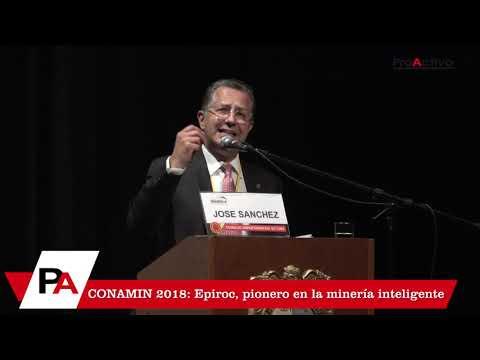XII CONAMIN EPIROC – José Sánchez