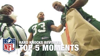 Hard Knocks Top 5 Most Memorable Moments | NFL Now