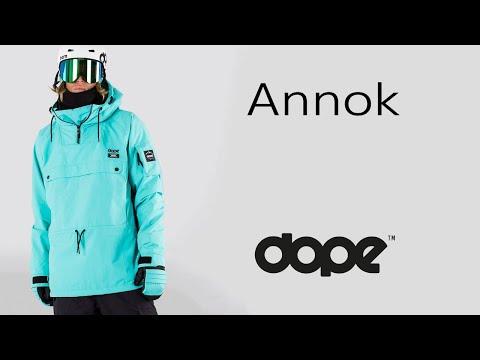 DOPE ANNOK - Snowboard Jacket
