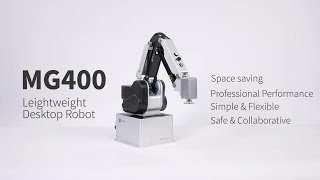 DOBOT MG400 Productvideo