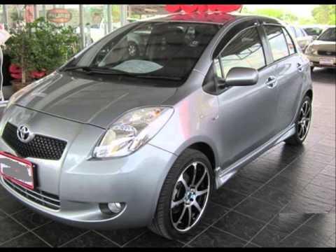 Toyota Yaris RS Wheels
