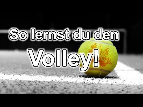 Volley erlernen