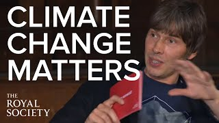 Brian Cox presents Science Matters - Climate Change