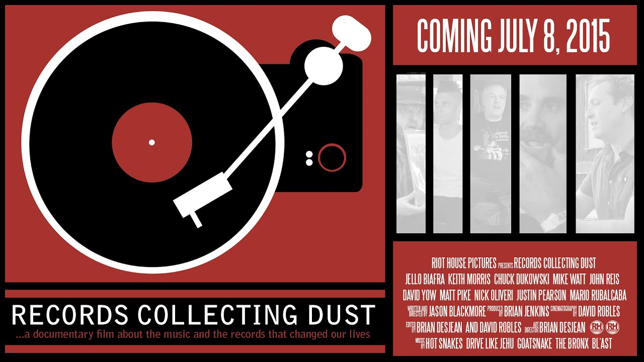 Records Collecting Dust - a documentary film about the music and records that changed our lives
