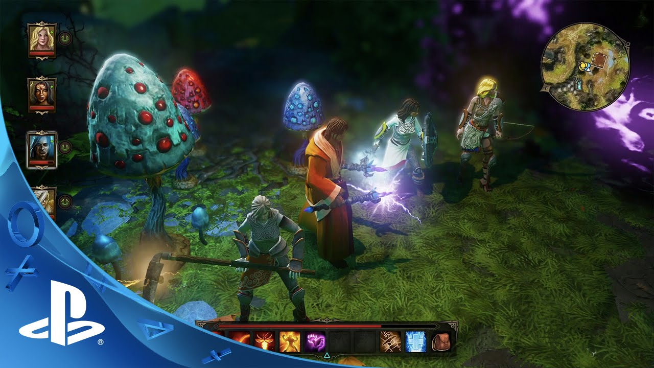 Divinity: Original Sin Enhanced Edition Coming to PS4 October 27th