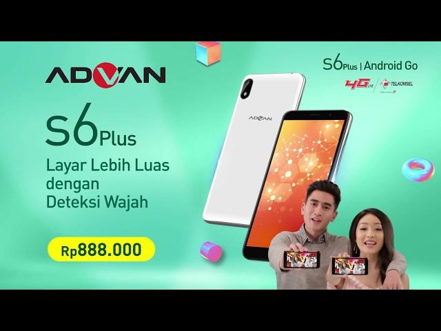 ADVAN S6PLUS