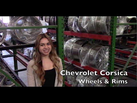 Factory Original Chevrolet Corsica Wheels & Chevrolet Corsica Rims – OriginalWheels.com
