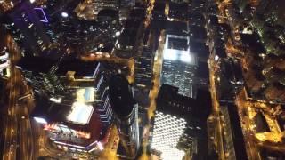 九龍灣的日與夜