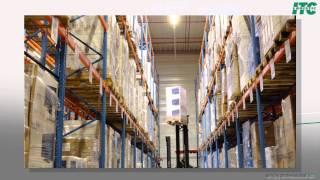 Kurzfilm der Lagerlogistik bei ITC Logistic