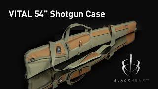 BlackHeart Gear - VITAL™ 54″ Shotgun Case