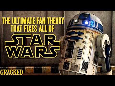 The Ultimate Fan Theory That Fixes All Of 'Star Wars'