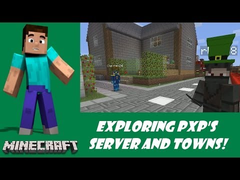 Minecraft: PXP Playing Feed The Beast!