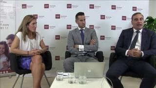 Presentación del Master en Ciberseguridad de IMF y Deloitte