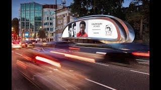 JCDecaux unveils The Kensington, a unique, sculptural digital canvas