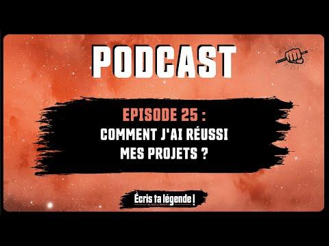 Podcast - Comment réussir ses projets de vie ?