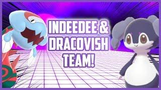 Indeedee  - (Pokémon) - SPECS INDEEDEE AND DRACOVISH TEAM!