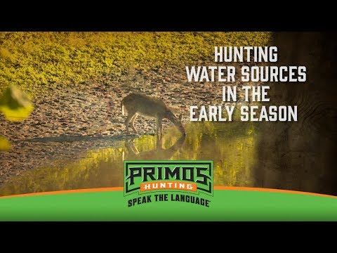 Hunting Water Sources for Early Season Deer video thumbnail