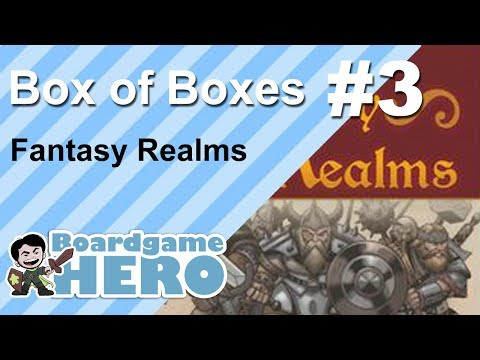 Fantasy Realms Unboxing