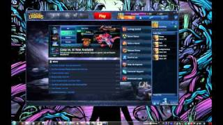 League of Legends: Noodtorial - howto create a chat room, in league of legends