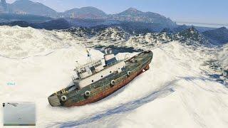 GTA 5 Mod - Cuộc Phiêu Lưu của Cướp Biển vùng Caribbe