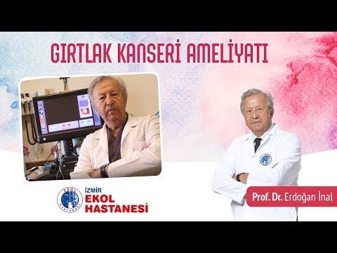Gırtlak Kanseri Ameliyatı - Prof. Dr. Erdoğan İnal - İzmir Ekol Hastanesi
