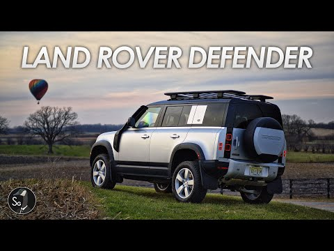External Review Video xjHmoWs9u6Q for Land Rover Defender (L663)