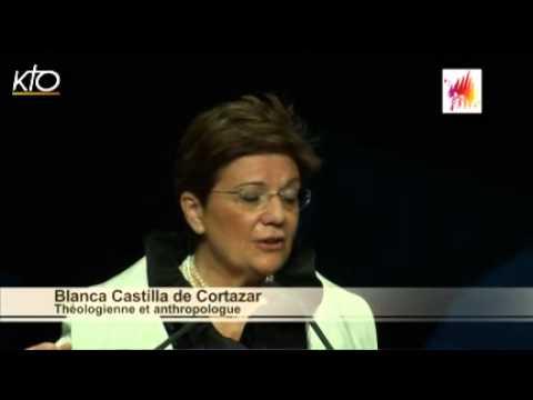 """""""la famille et la fête : entre anthropologie et foi"""" par Blanca Castilla de Cortazar"""