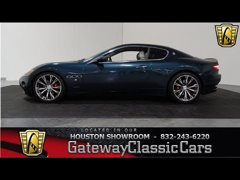 Video of 2008 GranTurismo Offered by Gateway Classic Cars - Houston - MO4H