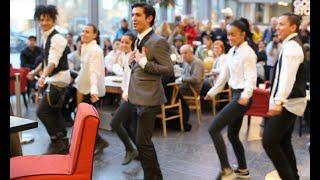 Amir & Aida - a flashmob proposal, Stockholm Sweden