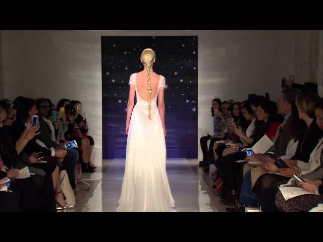 Reem Acra Spring 2016 Bridal Runway